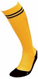 Носки унисекс InMove Football Deodorant Silver yellow