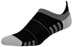 Носки унисекс InMove Mini Fitness black/grey