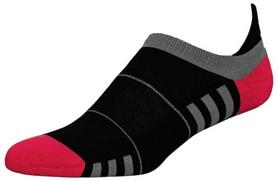 Носки унисекс InMove Mini Fitness black/red