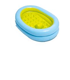 Бассейн надувной детский Intex 48421 (86х64х23 см)
