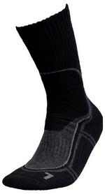 Носки унисекс InMove Trekking Deodorant black/anthracite - 35–37