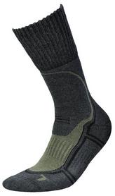 Носки унисекс InMove Trekking Deodorant anthracite/khaki