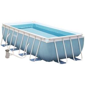 Бассейн каркасный Intex 28316 (400х200х100 см) с фильтрующим насосом