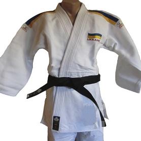 Распродажа*! Кимоно для дзюдо Firuz Master белое, размер - 160 см