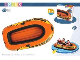 Лодка надувная Intex Explorer Pro 200 58356 - Фото №2