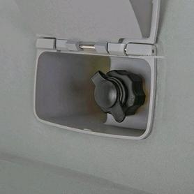 Фото 5 к товару Кровать надувная односпальная Intex 64472/64482 (99х191х46 см)