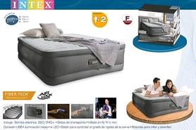 Фото 3 к товару Кровать надувная двуспальная Intex 64474/64486 (203х152х46 см)