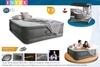 Кровать надувная двуспальная Intex 64474/64486 (203х152х46 см) - фото 3