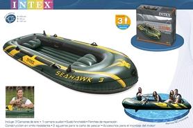 Фото 2 к товару Лодка надувная Intex Sea Hawk 68380