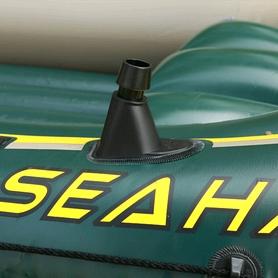 Фото 7 к товару Лодка надувная Intex Sea Hawk 68380