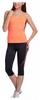 Костюм спортивный женский Avecs 30018-AV оранжевый - фото 1