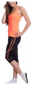 Фото 3 к товару Костюм спортивный женский Avecs 30018-AV оранжевый