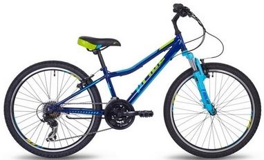 Велосипед детский горный Pride Brave 21 24