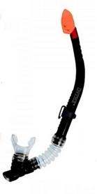 Трубка для плавания детская Intex 55928 черная