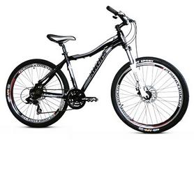"""Велосипед подростковый горный Ardis Nevada - 24"""", рама - 14"""", черно-серый (01301)"""