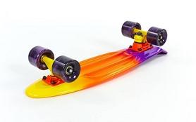 Фото 3 к товару Пенни борд Penny Fish Swirl SK-408-2 разноцветный