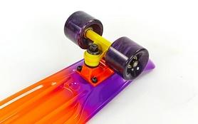 Фото 4 к товару Пенни борд Penny Fish Swirl SK-408-2 разноцветный