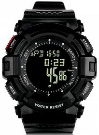 Часы спортивные North Edge Warrior черные