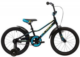 "Велосипед Pride Oliver 2017 - 18"", черный (SKD-32-93)"