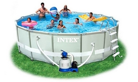 Бассейн каркасный Intex 54924 (488х122 см)