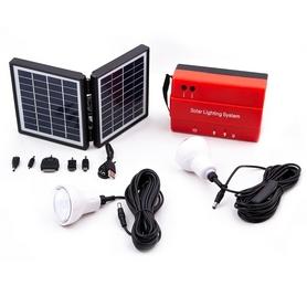 Устройство зарядное универсальное Mountain Outdoor Boxin Solar BX-FD011