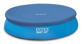 Тент для бассейна круглый Intex 28023 (457 см)