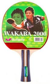 Ракетка для настольного тенниса Butterfly Wakaba 2000