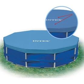 Тент для бассейна круглый Intex 58406 (305 см)
