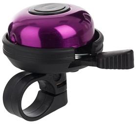 Звонок велосипедный Cyclotech CR-VI фиолетовый