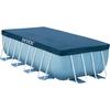 Тент для бассейна прямоугольный Intex 28037 (400х200 см) - фото 1