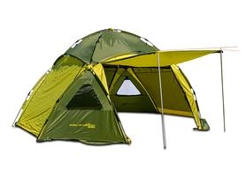 Тент шестиместный Green Camp Coleman Cosmos 400