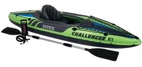 Байдарка надувная Intex 68305 Challenger K1