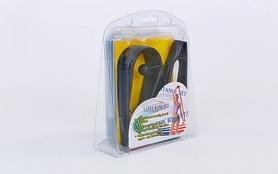 Фото 6 к товару Эспандер ленточный с ручками Pro Supra LY-320-3 1,2 м