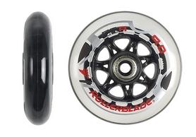 Колеса для роликов с подшипниками Rollerblade RB 90/84А 2014 8 шт