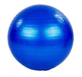 Мяч для фитнеса (фитбол) 65 см HMS синий