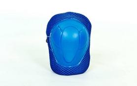Фото 2 к товару Защита для катания детская (комплект) ZLT SK-4504-BL синяя