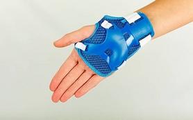 Фото 6 к товару Защита для катания детская (комплект) ZLT SK-4504-BL синяя