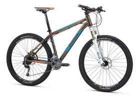 """Велосипед горный Mongoose Tyax Expert 2016 - 27,5"""", рама - 21"""", зеленый (M29116-L-2016)"""