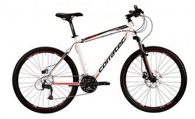 """Велосипед горный Corratec X-Vert Mayon 650B 27,5"""" 2015 белый рама - 20"""""""