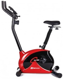 Велотренажер магнитный Hop-Sport Spark HS-2080 red