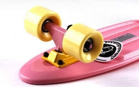 Фото 3 к товару Пенни борд Penny Original Fish SK-401-9 розовый/желтый