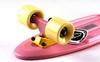 Пенни борд Penny Original Fish SK-401-9 розовый/желтый - фото 3