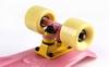 Пенни борд Penny Original Fish SK-401-9 розовый/желтый - фото 4