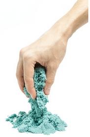 Песок кинетический SuperGum синий 3000 г