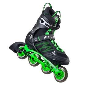 Коньки роликовые мужские K2 F.I.T. Pro 84 2016 зеленые