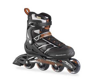 Коньки роликовые Rollerblade Zetrablade 2015 black/red
