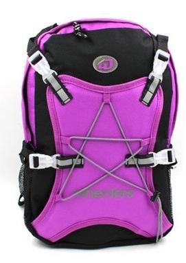 Рюкзак для роликов Wheelers Z-4671-V фиолетовый