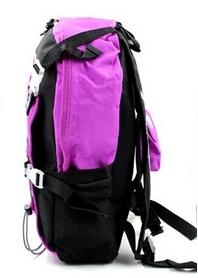Фото 2 к товару Рюкзак для роликов Wheelers Z-4671-V фиолетовый