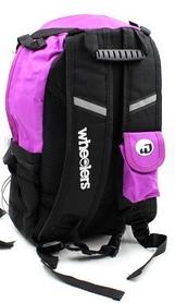 Фото 3 к товару Рюкзак для роликов Wheelers Z-4671-V фиолетовый