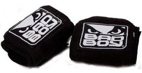 Повязка на кисть (напульсник) Bad Boy BC-5762-BK черный